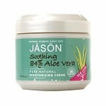 Jason Natural Cosmetics Ultra-Comforting Moisturizing Creme, Aloe Vera 84%