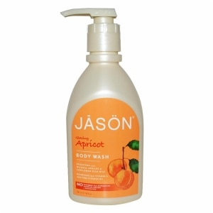 JASON Pure Natural Body Wash, Glowing Apricot