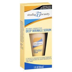 Studio 35 Pro Retinol Deep Wrinkle Serum, 1 oz