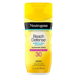 Neutrogena Beach Defense SPF 30 Sunscreen Lotion