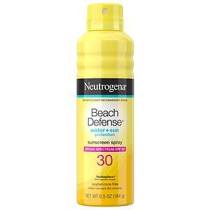 Neutrogena Beach Defense SPF 30 Sunscreen Spray- 6.5 oz