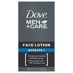 Dove Men+Care Face Lotion Hydrate
