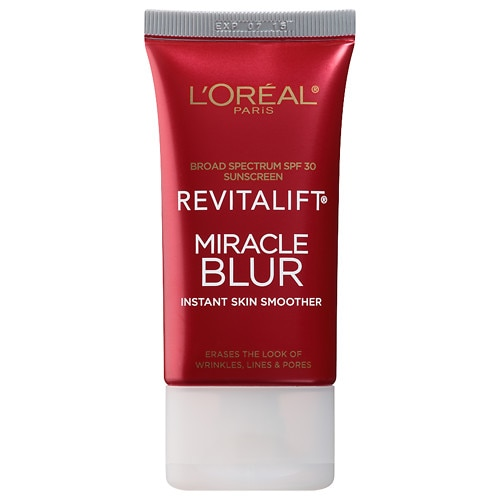 L'Oreal Revitalift Miracle Blur Instant Skin Smoother Finishing Cream, SPF 30 - 1.18 fl oz