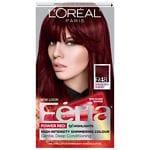 L'Oreal Paris Feria Permanent Haircolor, Intense Deep Auburn/Red