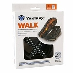 Yaktrax Walk, Ice Traction Device, Small (W: 6.5-10 / M: 5-8.5)- 1 pair