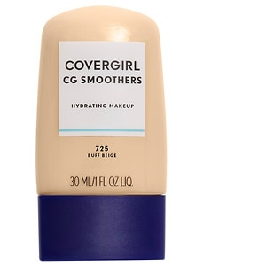 CoverGirl Smoothers All Day Hydrating Make-Up, Buff Beige
