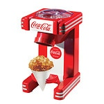 Nostalgia Electrics RSM702COKE Coca-Cola Series Single Snow Cone Maker