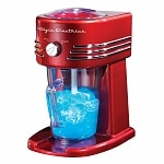 Nostalgia Electrics FBS400RETRORED Frozen Beverage Maker- 1 ea