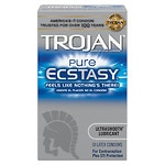 Trojan Pure Ecstasy Ultrasmooth Condoms