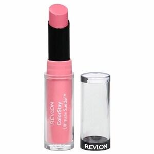 Revlon ColorStay Ultimate Suede Lipstick, High Heels, .09 oz