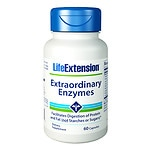 Life Extension Extraordinary Enzymes, Capsules