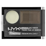 NYX Eyebrow Cake Powder, Taupe/Ash- .09 oz