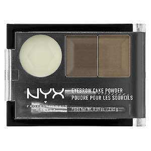 NYX Eyebrow Cake Powder, Blonde