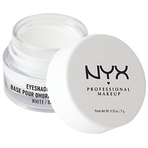 NYX Eyeshadow Base, White