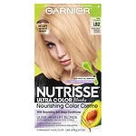 Garnier Nutrisse Ultra Color Ultra Lightening Blondes for Naturally Dark Hair Nourishing Color Crme, LB2 Ultra Light Natural Blonde