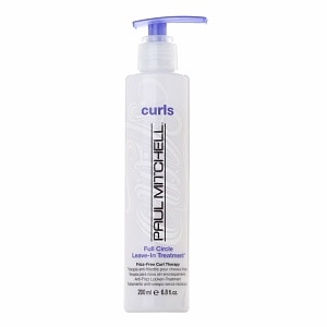 Paul Mitchell Curls Full Circle Leave-In Treatment Frizz-Free Curl Therapy- 6.8 fl oz