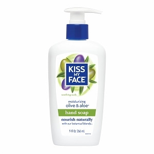 Kiss My Face Hand Soap, Olive & Aloe