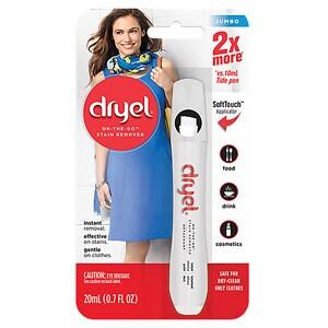 Dryel Instant Stain Remover Pen- .7 fl oz