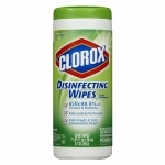 Clorox Disinfecting Wipes Canister, Serene Clean