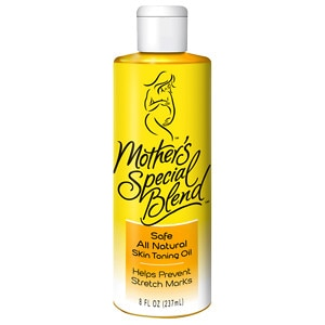 Mother's Special Blend All Natural Skin Toning Oil- 8 fl oz