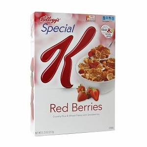 Kellogg's Special K, Red Berries- 11.2 oz