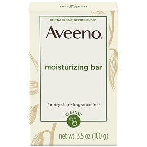 Aveeno Moisturizing Bar for Dry Skin&nbsp;
