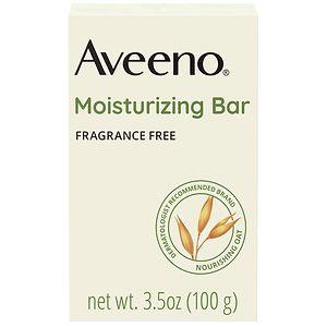 Aveeno Moisturizing Bar for Dry Skin - 3.5 oz