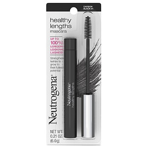 Neutrogena Healthy Lengths Mascara, Carbon Black- .21 oz