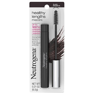 Neutrogena Healthy Lengths Mascara, Black Brown