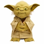 Star Wars 9 Inch Talking Yoda Ages 3+