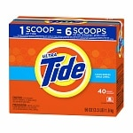 Tide Ultra Powder Laundry Detergent, 40 Loads, Clean Breeze