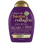 OGX Shampoo, Biotin & Collagen- 13 fl oz