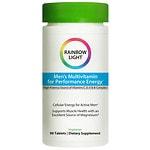 Rainbow Light Performance Energy for Men, Tablets- 90 ea