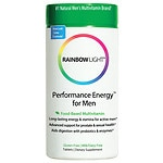Rainbow Light Performance Energy for Men, Tablets