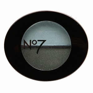 Boots No7 Stay Perfect Eye Shadow Duo, Forest Green- .09 oz