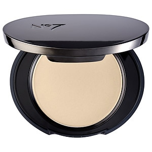 Boots No7 Perfect Light Pressed Powder, Translucent, .35 oz