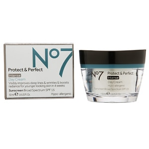 Boots No7 Protect & Perfect Intense Day Cream, SPF 15- 1.6 oz