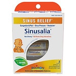 Boiron Sinusalia Sinus Relief Pellets Homepathic Medicine