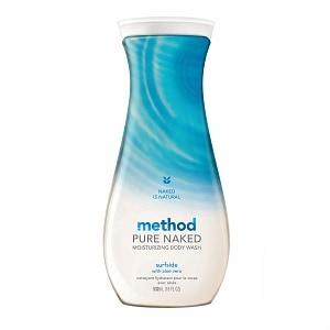 method Pure Naked Moisturizing Body Wash, Surfside- 18 fl oz