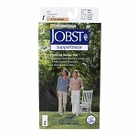 Jobst SupportWear Women's soSoft Socks 8-15 mmHg, Black, Small