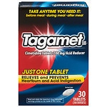 Tagamet HB 200 Reduces Stomach Acid for Heartburn Control- 30 ea
