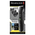 Remington Stubble & Beard Trimmer, Black