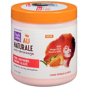 Dark and Lovely Au Naturale Curl Defining Creme Glaze- 14 oz