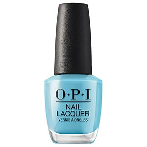OPI Euro Centrale Collection Nail Lacquer, Can't Find My Czechbook- .5 fl oz