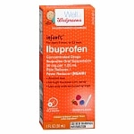 Walgreens Ibuprofen Infant Liquid, Berry
