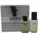 Antonio Puig Quorum Silver Gift Set- 1 set