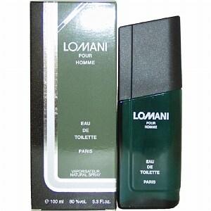 Lomani Eau de Toilette Spray- 3.4 oz
