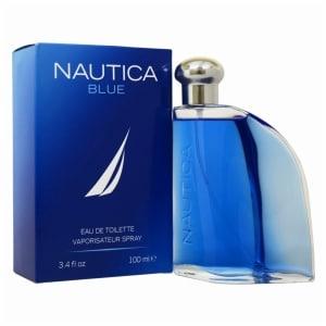 Nautica Blue Eau de Toilette Spray for Men- 3.4 fl oz