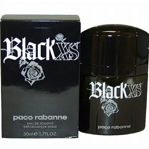 Paco Rabanne Black XS Eau de Toilette Spray- 1.7 oz