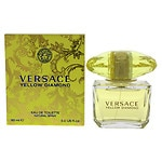 Gianni Versace Yellow Diamond Eau de Toilette Spray- 3 fl oz